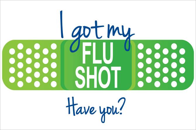 diarrhea from flu shot